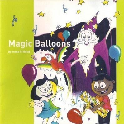 Magic Balloons (Paperback)