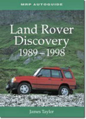 Land Rover Discovery 1989-1998 (Paperback)