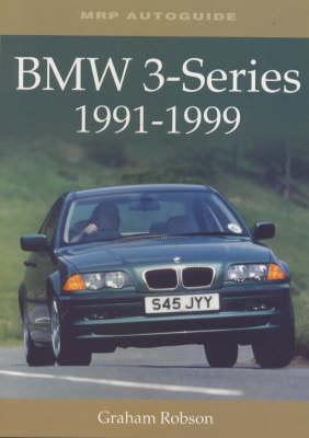 BMW 3-Series, 1992-1999: MRP Autoguide (Paperback)