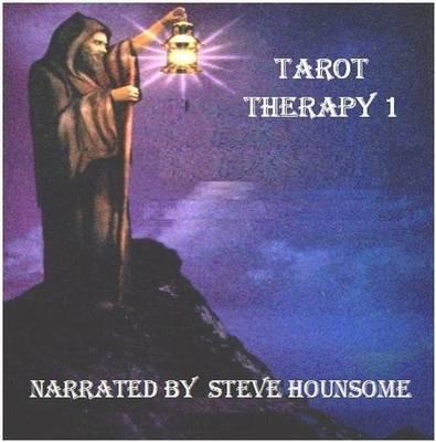 Tarot Therapy 1: The Temple of the Major Arcana, the Spirit of the Tarot (CD-Audio)