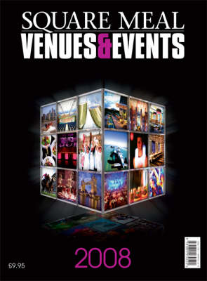 Square Meal Venues and Events 2008 (Paperback)