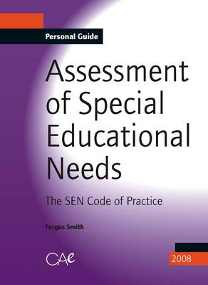 Assessment of Special Educational Needs (Paperback)