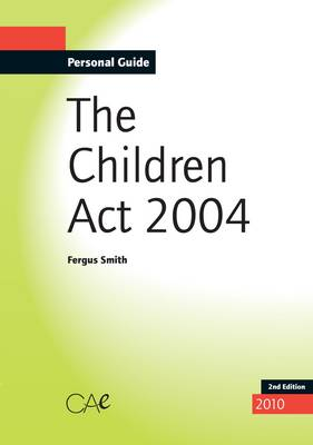 The Children Act 2004 (Paperback)
