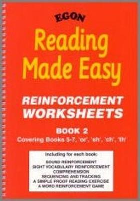 Reading Made Easy: Bk. 2: Reinforcement Worksheets (Paperback)