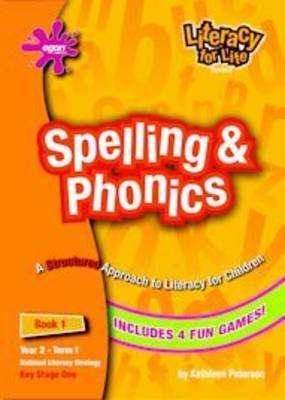 Literacy for Life: Spelling and Phonics Bk.1 Yr 2 Term 1 - Literacy for Life (Paperback)