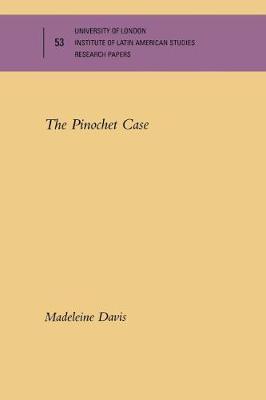The Pinochet Case (Paperback)