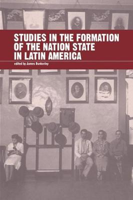 Studies in the Formation of the Nation-state in Latin America (Paperback)
