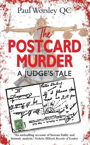 The Postcard Murder: A Judge's Tale - Judges Tales 1 (Paperback)