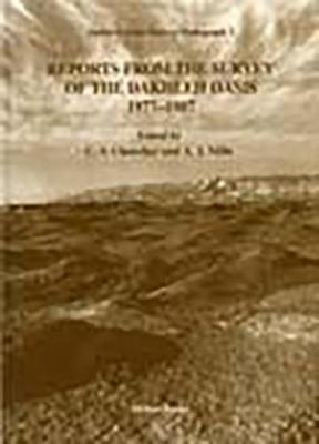 Reports from the Survey of the Dakhleh Oasis 1977-87 - Dakhleh Oasis Project Monograph 2 (Hardback)