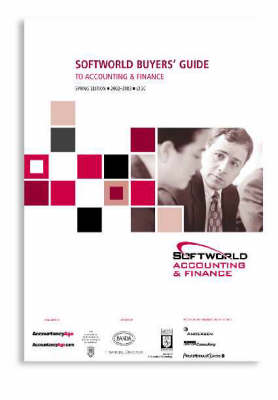 Softworld Buyers' Guide to Accounting and Finance Solutions 2002 - Softworld Buyer's Guide S. (Paperback)