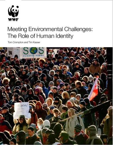 Meeting Environmental Challenges: The Role of Human Identity (Paperback)