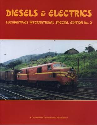Diesels and Electrics No.2 (Paperback)