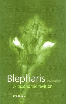 Blepharis (acanthaceae): A Taxonomic Revision (Paperback)