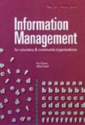 Information Management: For Voluntary and Community Organisations (Paperback)