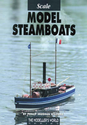 Scale Model Steamboats (Paperback)