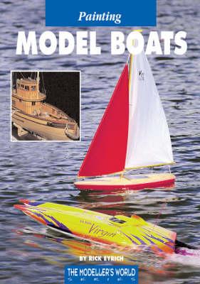 Painting Model Boats (Hardback)