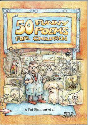50 Funny Poems for Children (Paperback)