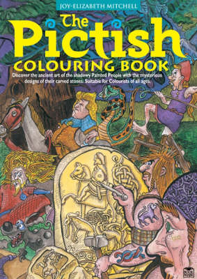 The Pictish Colouring Book (Paperback)
