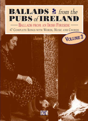 Ballads from: The Pubs of Ireland (Paperback)