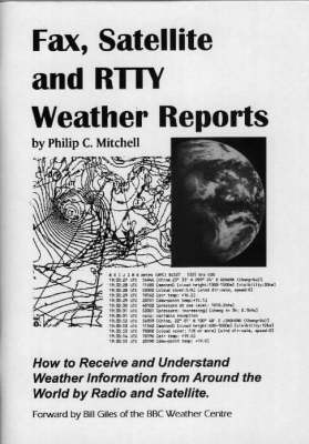 Fax, Satellite and RTTY Weather Reports (Paperback)
