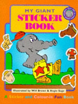 My Giant Sticker Book