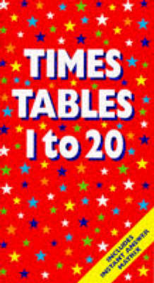 Times Tables: 1-20 (Paperback)