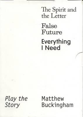 Matthew Buckingham: Play the Story (Paperback)