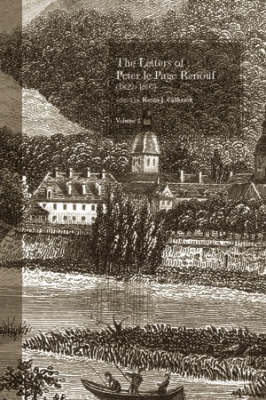 The Letters of Peter le Page Renouf (1822-97): Besancon (1846-1854) v. 2 (Hardback)