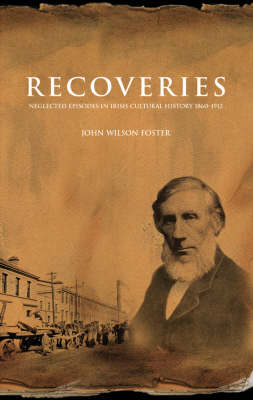 Recoveries: Neglected Episodes in Irish Cultural History 1860-1912 (Hardback)