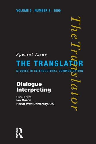 Dialogue Interpreting (Paperback)