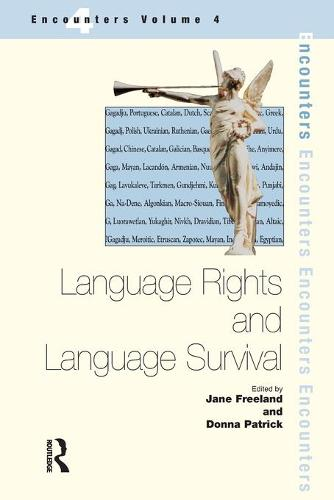 Language Rights and Language Survival (Paperback)