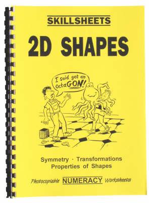 2D Shapes - Skillsheets S. (Spiral bound)