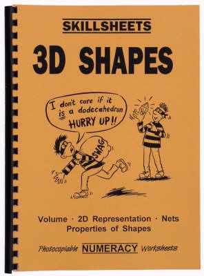 3D Shapes - Skillsheets S. (Spiral bound)