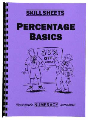 Percentage Basics - Skillsheets S. (Spiral bound)