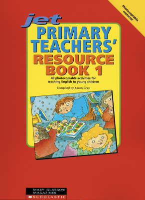 Primary Teachers' Resource Book: Christmas, Myself, Animals Book 1: Photocopiable Activities for Teaching English to Children - Junior English Timesavers S. No. 1 (Paperback)
