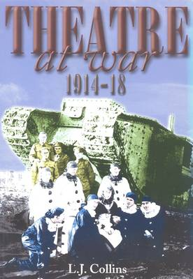 Theatre at War, 1914-18 (Paperback)
