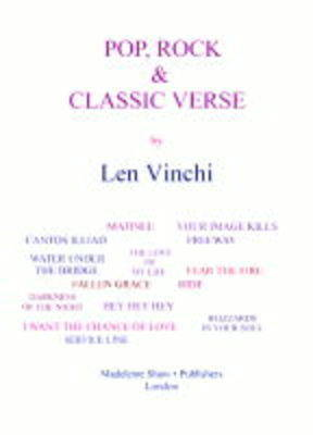 Pop, Rock and Classic Verse (Paperback)
