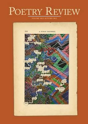 Poetry Review 2012: Autumn - Poetry Review No. 102:3 (Paperback)
