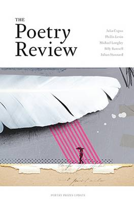 The Poetry Review 2015: Part 105:3 (Paperback)