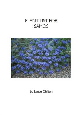 Plant List for Samos: (Greece - East Aegean Islands) (Paperback)