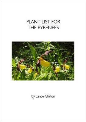 Plant List for the Pyrenees (Paperback)