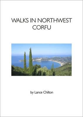 Walks in Northwest Corfu and Walkers' Map