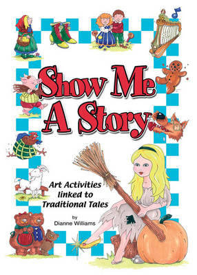 Show Me a Story (Spiral bound)