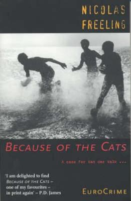 Because of the Cats - Eurocrime (Paperback)