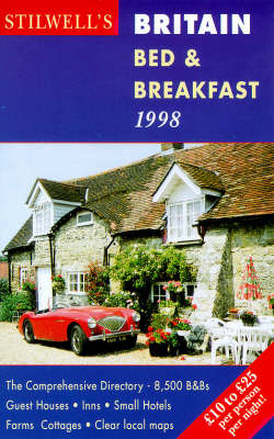 Britain Bed and Breakfast 1998 (Paperback)