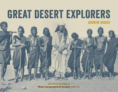 Great Desert Explorers (Hardback)