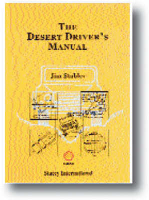 The Desert Driver's Manual (Spiral bound)