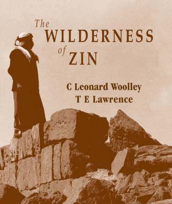 The Wilderness of Zin (Hardback)