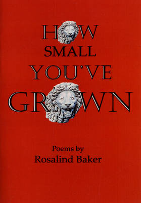 How Small You've Grown (Paperback)