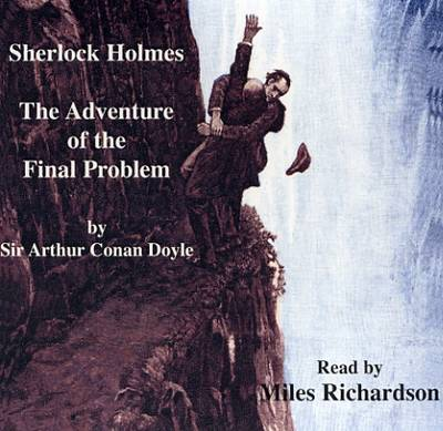 The Adventure of the Final Problem: Another Case for Sherlock Holmes (CD-Audio)